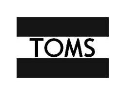 Logo značky Toms