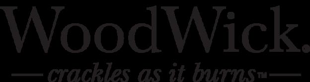 Svíčky WoodWick logo